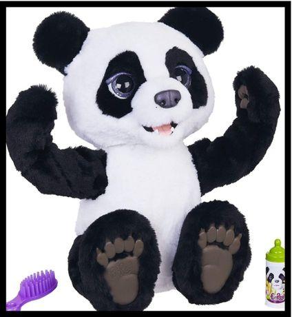 Интерактивный медведь мишка Панда FurReal Hasbro Оригинал