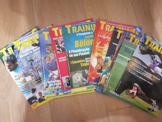 Revistas de ciências do desporto e treino desportivo
