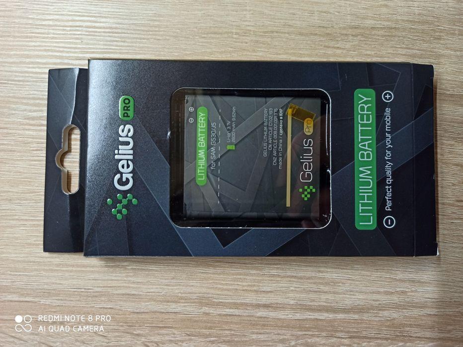 Батарея Geliuspro для j5 j500 2600mah Луцк - изображение 1