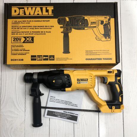 Бесщеточный перфоратор DEWALT DCH133B 20V MAX*