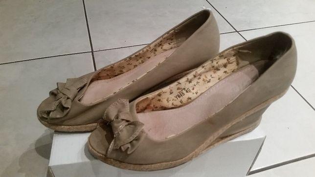 koturny, sandały, czółenka, buty na lato, damskie koturny