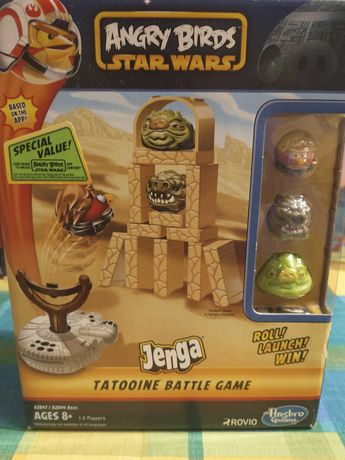 Angry Birds Star Wars Total Battle Game