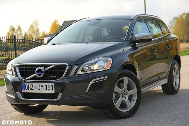 Volvo XC 60 2.0d 163KM*1wł Z Niemiec*100% Oryginał*NAVI*Alu*BOGATE*Jak z Fabryki !
