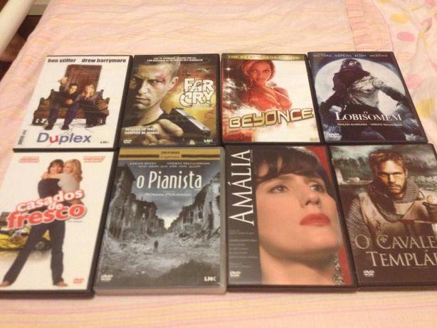 DVDs - vários (anúncio 6 de 12)