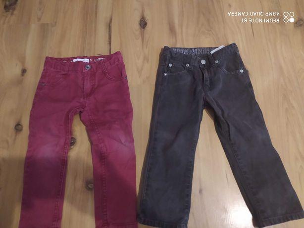 Spodnie 92 chlopiece