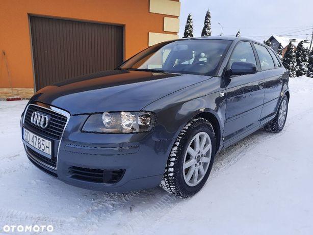 Audi A3 2006r 1,6mpi 102km Gaz Sekwencja Klimatron Alumy 16'