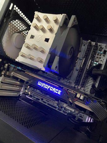 Procesor Ryzen 7 1700 + Płyta Główna + 16GB RAM