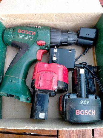 wiertarko-wkrętarka Bosh PSR 960 9,6V