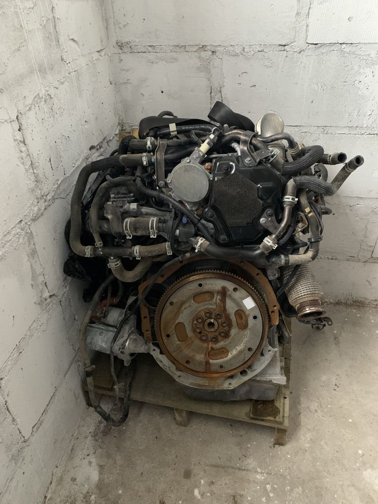 Silnik Nissan Navara 2.3 D23 YS23 C270 kompletny
