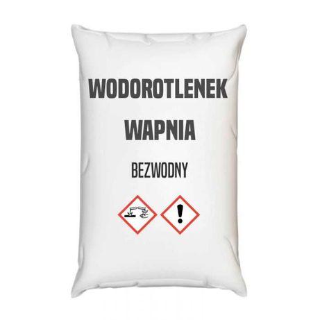 Wapno gaszone (wodorotlenek wapnia bezwodny) – 300 – 1000 kg – Kurier