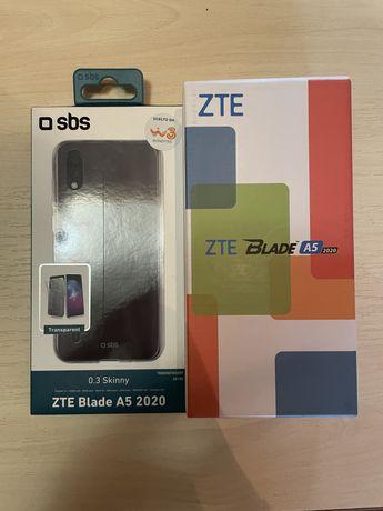 Смартфон ZTE blade a5 2020 в подарок чехол!