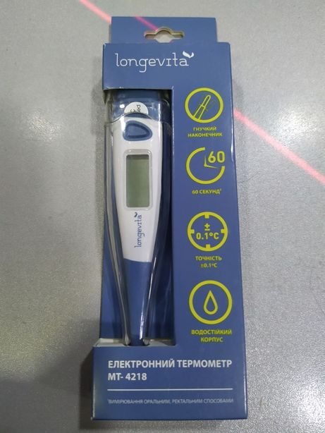 Термометр цифровой Longevita MT-4218