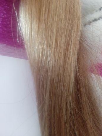 Sprzedam włosy 100 zł 23 cm długości
