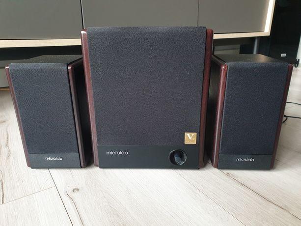 Głośniki 2.1 Microlab FC330 subwoofer
