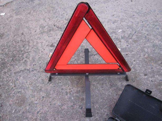 Бу аварийный знак с чехлом