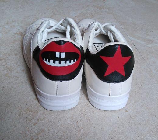 Детские, подростковые кроссовки (высокие кеды) б/у в идеальном состоя