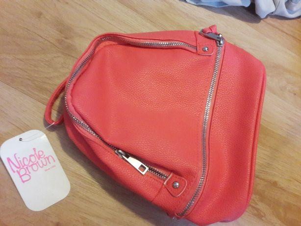 Nowy plecaczek damski