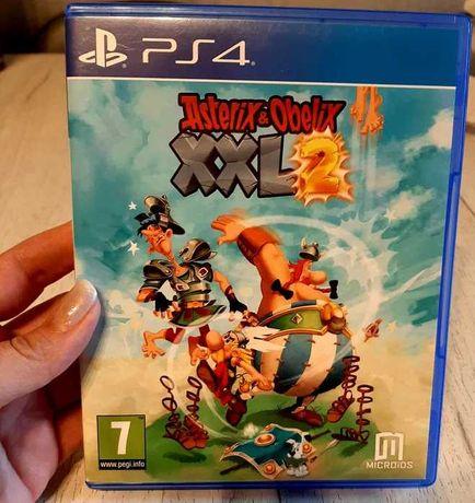 20gry PS4 SPONGEBOB, , Asterix&Obelix XXL 2