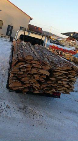 Drewno opałowe zrzyny tartaczne okrajki