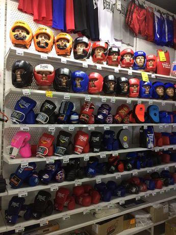 Шлем для бокса, единоборств.