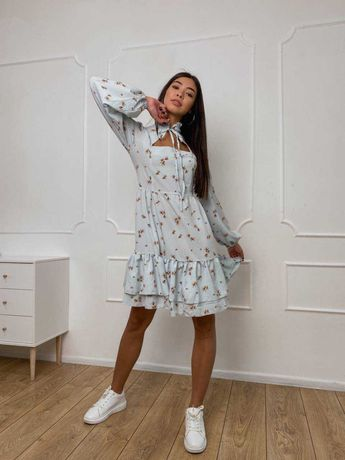 Нова сукня, легка та натуральна тканина