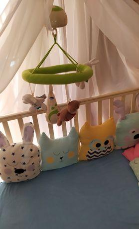 Мобиль на детскую кроватку Chicco Sweet Dreams