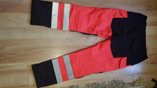 Spodnie fluorescencyjne (fluo) NorthWind