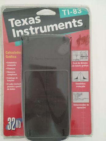 Calculadora gráfica Texas Instruments Ti-83
