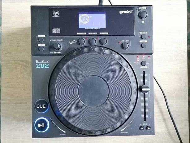 CD player GEMINI CDj 202 100% sprawny