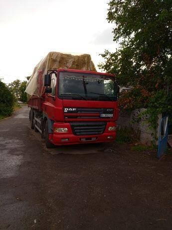 Доставка сипучих грузов Daf 15 тон