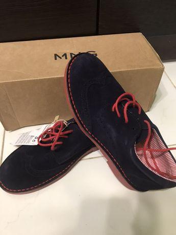 Туфли Манго 33-35 размер(21,5см)