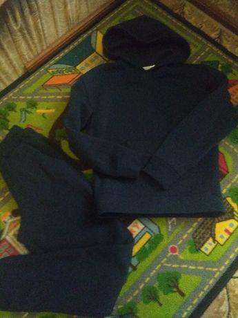 Тёплый (теплий), костюм, спортивный S-M