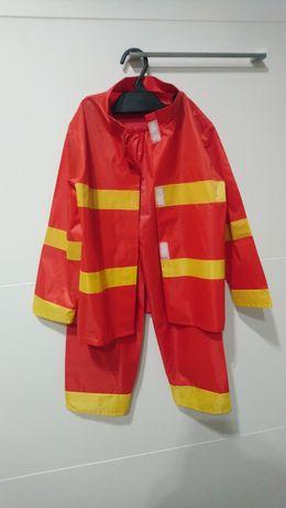 Strój strażaka 122