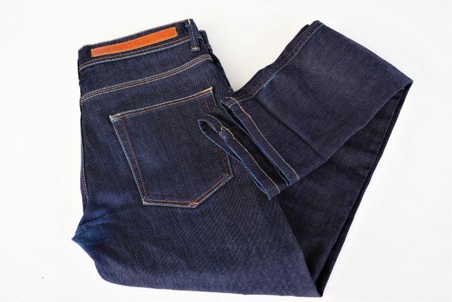 Damskie spodnie jeansowe H&M SLIM r. S 27 165/68A jak nowe jeans