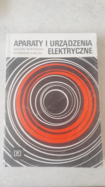Aparaty i urządzenia elektryczne Gerard Bartodziej, Eugeniusz Kałuża