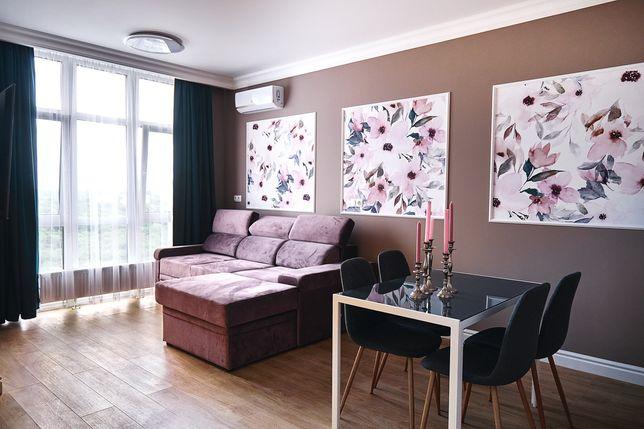Аренда шикарной видовой квартиры