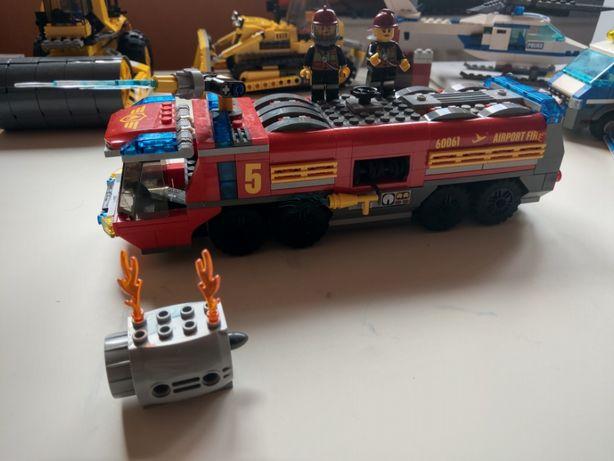 Lego 60061 Straż Lotniskowa - Prywatna Kolekcja - drugi zestaw