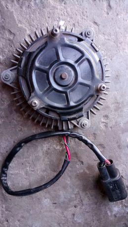 Вентилятор охлаждения bmw 5 бмв е60 е61 e46 вискомуфта
