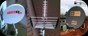 Montaż, ustawianie, naprawa serwis anten satelitarnych i naziemnych