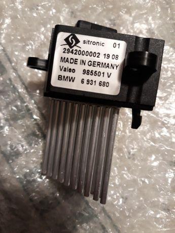 Módulo resistência da Sofagem da Climatização do Ar Condicionado BMW