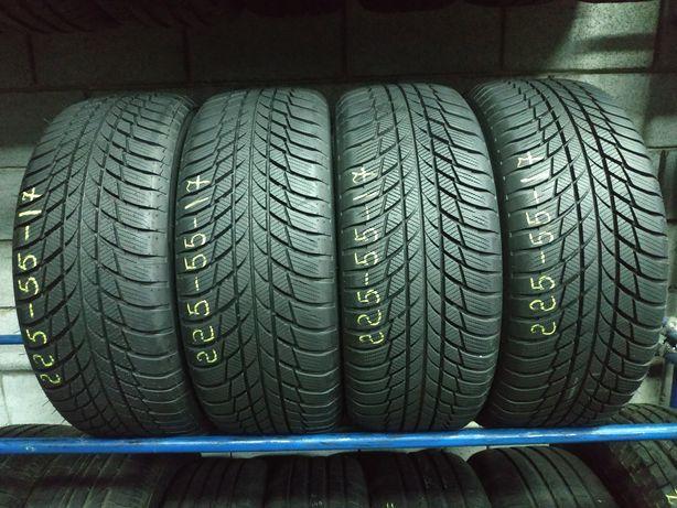 Зимові шини 225/55 R17 (97H) BRIDGESTONE