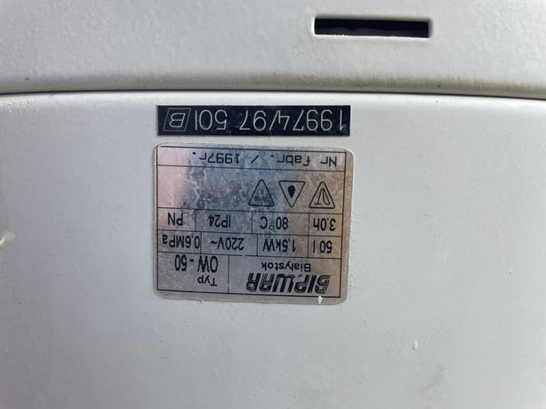 Boiler elektryczny
