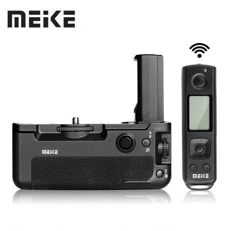 Батарейный блок Meike mk-a9 Sony Battery Grip Sony A9, A7R III