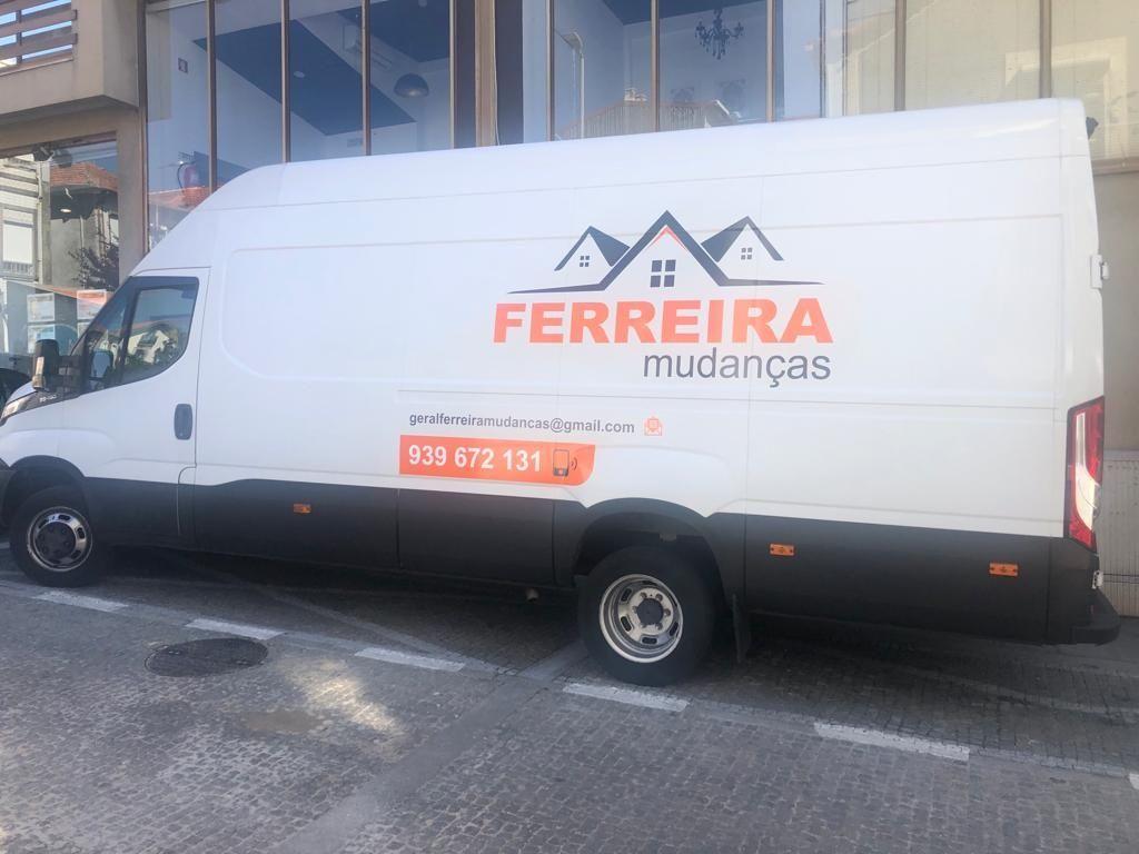 Empresa de Mudanças - Porto St Tirso, Paredes, Maia, Penafiel, Amaran