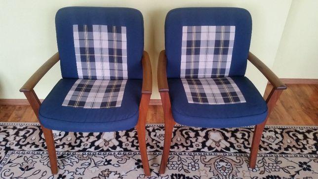 2 Fotele ogrodowe z poduchami