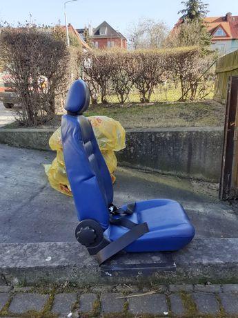 Fotele karetka ambulans