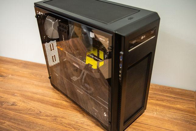 Komputer i7-6700K/GTX 1080/32GB RAM/500GB SSD - gwarancja