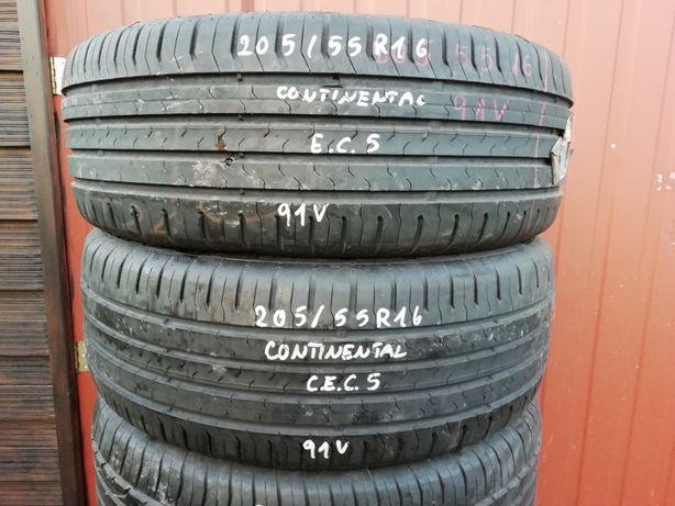 205/55 R16 91V - Continental Conti Eco Contact 5 (2 sztuki)