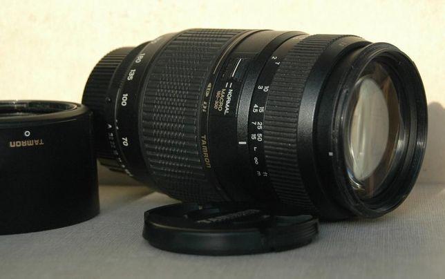 Tamron AF 70-300mm F/4-5,6 Di LM Macro 1:2 for Pentax
