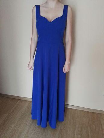 Sukienka Maxi Chabrowa